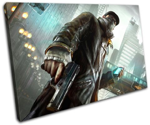 Watch Dogs Gaming - 13-1770(00B)-SG32-LO